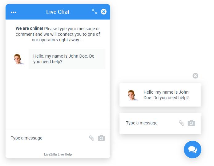 Livezilla Live Chat
